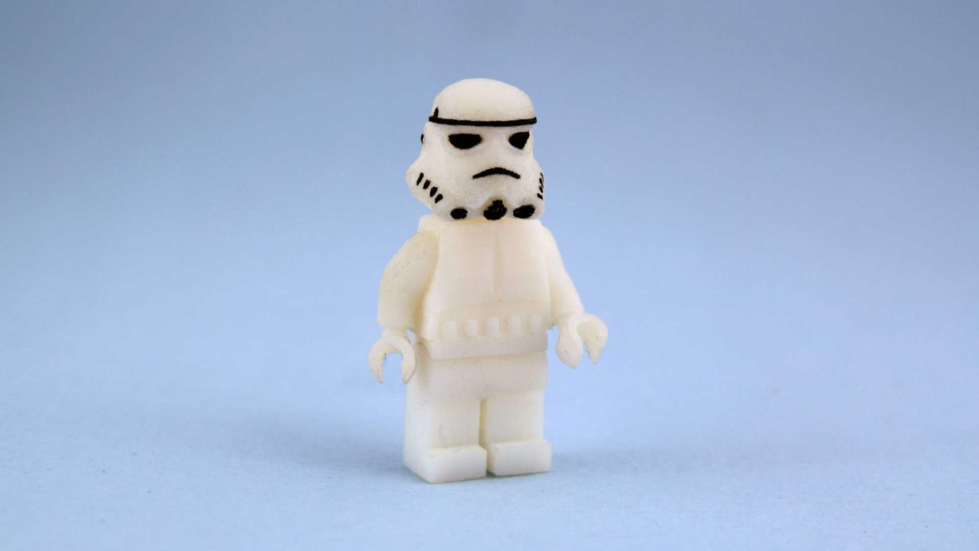Lego Stormtrooper | Johan von Konow